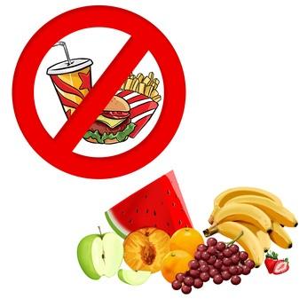 Fast Food con colesterol