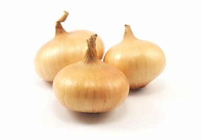 Diuréticos naturales: La cebolla