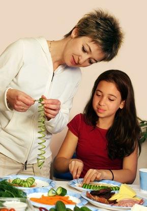 La Dieta, el Hierro y los Adolescentes