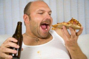 Obesidad, estrés e inseguridad