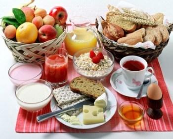 Trofología:combinación de alimentos
