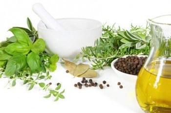 Ingredientes para hacer cremas
