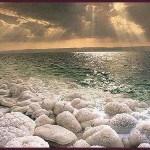 Agua y Barros del Mar Muerto