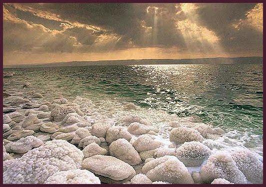 Los barros del mar muerto revitalizan el tejido celular de la piel