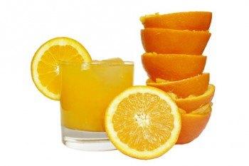 Naranja contra intoxicaciones, acidosis, alergias, uremia, piorrea, problemas intestinales, etc.