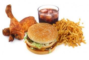 Cómida basura, Fast food o Comida Chatarra