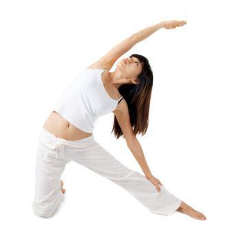 Parighasana o postura lateral