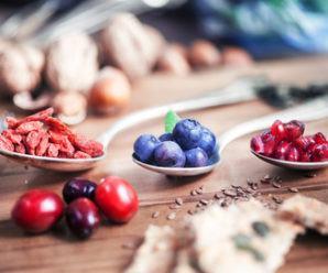 súper alimentos sanos